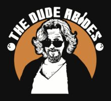 The Dude abides logo by Buby87