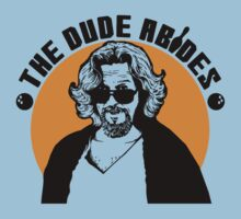 The Dude abides logo2 by Buby87