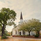Belin Memorial United Methodist Church by Kathy Baccari