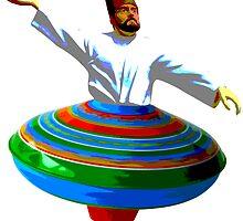 Whirling Dervish by masterchef-fr