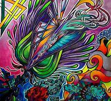 Beautiful Chasm  by LiquidRainbowX