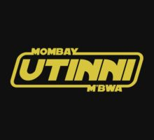 Mombay M'bwa. UTINNI! Kids Clothes