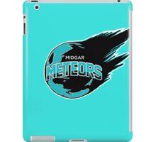 Midgar Meteors (Turquoise) iPad Case/Skin