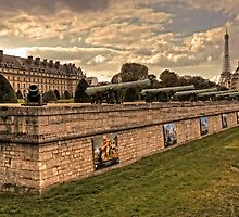 The Army Museum Of France - A Corner View © by © Hany G. Jadaa © Prince John Photography
