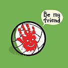 Wilson - Be My Friend by Budi Satria Kwan