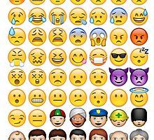 Emojis by Inspirelife