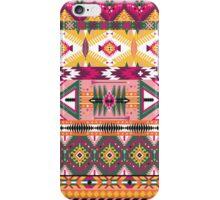 Navajo tribal pattern  iPhone Case/Skin