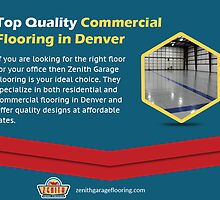 Top Quality Commercial Flooring in Denver by zenithgarage