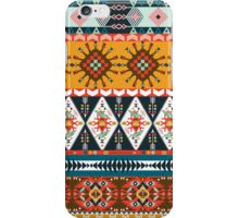 Seamless colorful  native american pattern  iPhone Case/Skin