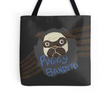 Puggy Bandito Tote Bag