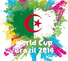 World Cup Brazil 2014 - Algeria by matys103