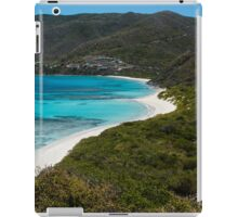 Caribbean Beach for One Person iPad Case/Skin