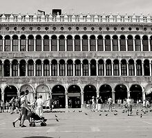 Piazza San Marco by ANT2NET