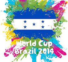 World Cup Brazil 2014 - Honduras by matys103