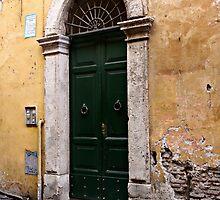 Doorways of Rome by NicoleCampbell