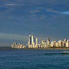 Surfers Paradise Qld Australia by Beth  Wode
