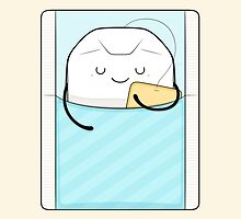 sweet dreams, sleepy tea bag by kimvervuurt