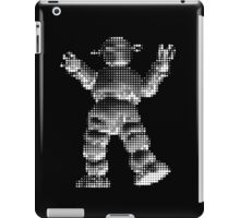 TEH ROBOTS ARE COMING IN BLACK AND WHITE! iPad Case/Skin