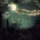 The Owl That Stole the Moon by Paula Belle Flores