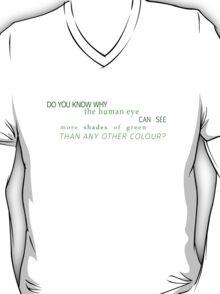 Shades of Green (UK) T-Shirt