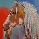 Gypsy Vanner by Michael Creese