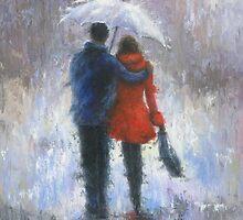 Rain Romance by VickieWade