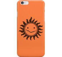 Superwholock - Orange iPhone Case/Skin
