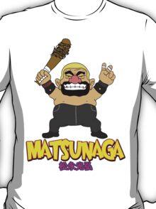 Mitsuhiro Matsunaga - Wario! T-Shirt
