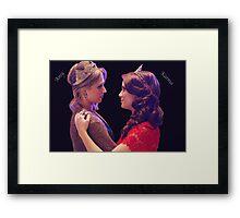 Karma & Amy - Karmy Framed Print