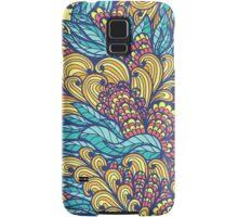 Floral abundance Samsung Galaxy Case/Skin