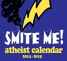 Atheist Calendar 2014-15 by atheistcards