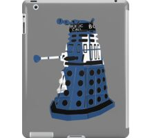 Tardis Dalek  iPad Case/Skin