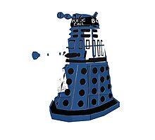 Tardis Dalek  Photographic Print