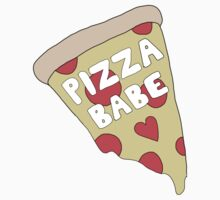 Pizza Babe by Crystal Friedman