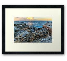 Botany Bay wake up Framed Print