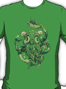 Sir Charles Cthulhu T-Shirt