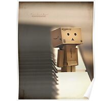 The key of Danbo Poster