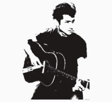 Alex Turner black&white by ohFlo