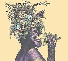 ape by uwanlibner