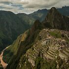 Machu Picchu by nick board
