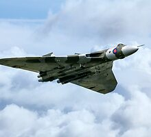 Vulcan Display by J Biggadike