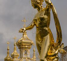 Galatea, Peterhof Grand Palace by LudaNayvelt