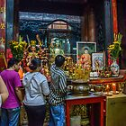 Pagoda Prayers by Werner Padarin