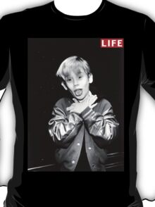 Macaulay Culkin Life Tshirt T-Shirt