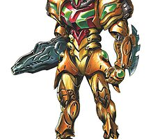 Metroid: Samus M.O.R. Suit by Mecha-Zone
