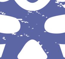 Lucha Libre Mask 03 Sticker