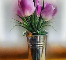 Spring in a Bucket by RC deWinter