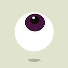 Eyeball by saucepot