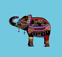 Elephant (Mind) by saucepot