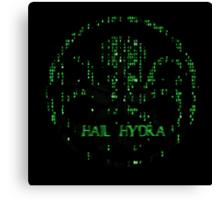 Hail Hydra! Canvas Print